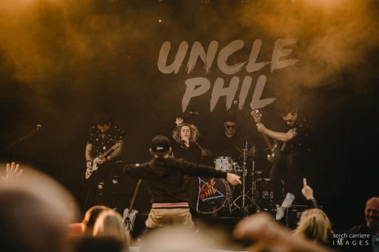 Uncle Phil vindt de weg naar Rossem Tuint